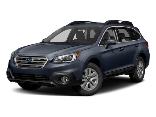Subaru Warranty 2017 >> 2017 Subaru Outback 2 5i Lifetime Powertrain Warranty