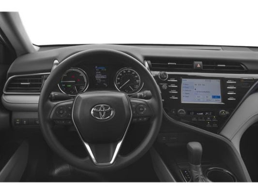 2018 Toyota Camry Le >> 2018 Toyota Camry Hybrid Le