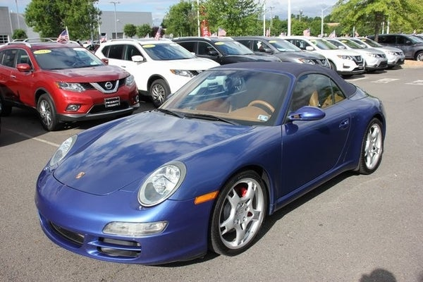 Porsche Dealers In Va >> 2008 Porsche 911 Carrera S Convertible Roanoke Va Area